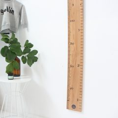 The perfect height chart ruler for your family | Now and Then